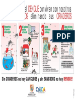 Afiche Dengue 2013