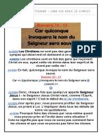 02 La Vie Chretienne Une Vie Ensemble Avec Le Christ