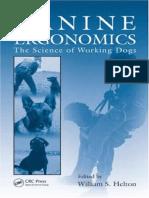 Canine Ergonomics - Helton