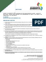Sheriff Property Auction Forms [ZA]