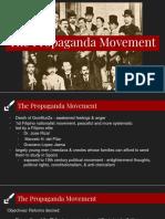 PI 100 - The Propaganda Movement