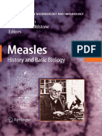 Measles-History and Basic Biology