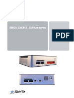 Ebox-3310mx User Manual