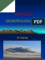 Capitulo 07 - Geomorfologia Eolica