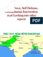 USE OF FORCE-II