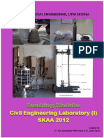 lab manual for UTM