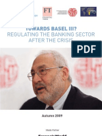 Towards Basel III