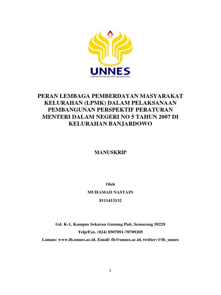 Manuskrip Pdf