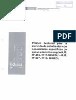 Politica Sectorial_educación Inclusiva