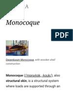 Monocoque - Wikipedia