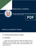 Clase_3 estatica y resistencia de materiales