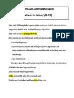 Cara Pengambilan-penyimpanan Sampel (1)