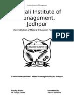 Aravali Institute of Management