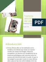 Trastorno asociado al uso del celular.pptx