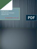 ANFISKO 03 Spektrofotometri IR Dispersif & FTIR