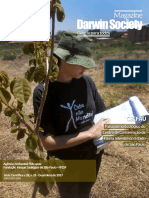 Darwin Society Magazine Paisagismo Ecológico CECFAU