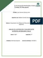 Descripcion de La Estructura Celular