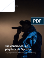 Spotify Playlisting Guide-es