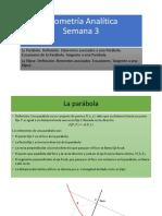 La Parabola (1)