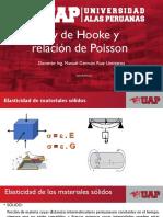2da Semana Ley de Hooke y Relación de Poisson