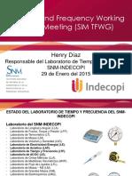 INDECOPI Presentation 2015
