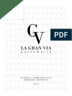 Manual Corporativo LA GRAN VÍA