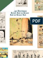 Catálogo exposición George Herriman