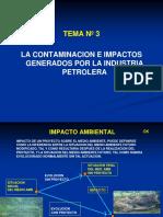 Tema 3 - La Contam. e Impactos Generados Por La Ind. Petrolera-examen-1