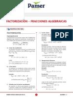 X_3 - factorizacion - fracciones algebraicas