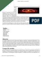 Astrofísica - Wikipedia, La Enciclopedia Libre