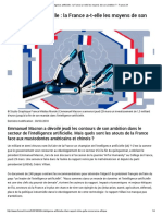 France 24 - Intelligence Artificielle - 4.4.2018