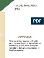 Fisiologia Del Pancreas...