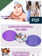 atencion integral del Niño