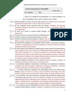 4A 15-11-17 Romanticismo Soluciones