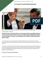 France 24 - Incertitudes Accord Nucléaire Iranien - 24.4.2018