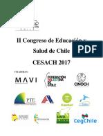 Programa Oficial II Cesach 2017