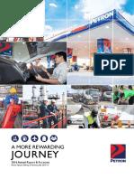 Petron Malaysia Annual Report 2016