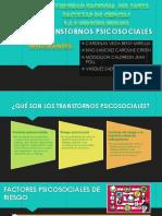 TRANSTORNOS-PSICOSOCIALES
