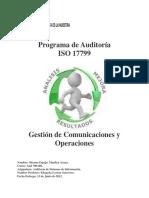 Programa Auditoria Iso 17799[1]