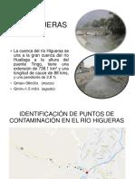 Contaminación Del Río Higueras