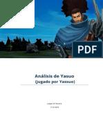 Consejos para Yasuo - Analisis de Yassuo.pdf