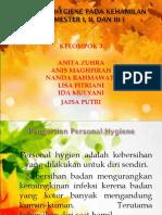 PERSONAL HYGIENE PADA KEHAMILAN.ppt