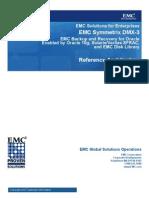 Oowh4391 Emc Symmetrix Dmx 3 Backup Recover Oracle Rf