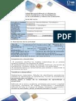 Guía de actividades y rúbrica de evaluación - Etapa 3 - Identificar modelos de sistemas dinámicos mediante Matlab.pdf
