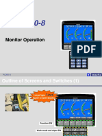 E PC200-8 Monitor.