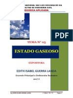 Estado Gaseoso (1)