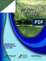 Diagnostico Final Del Rio La Villa