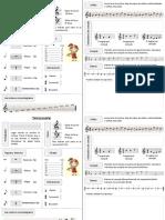 Ficha de Teoría Musical