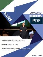 Bases Ponencias  2017