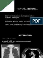 3. Mediastino Anatomia y Patologia .Clase